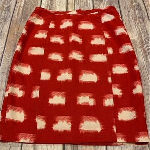 Anthropologie Corey Lynn Calter Skirt Size 2